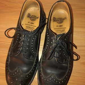Dr martens oxfords